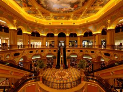 Venetian Hotel Macau China